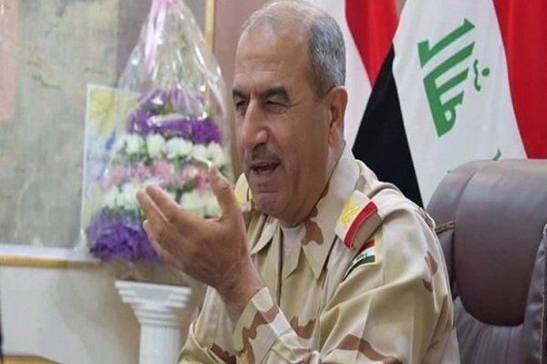 Iraqi cmdr. censured for opposing Palestine rallies