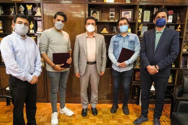 برگزیدگان «فصل امید» و «خیابان تئاتر ایران» تجلیل شدند