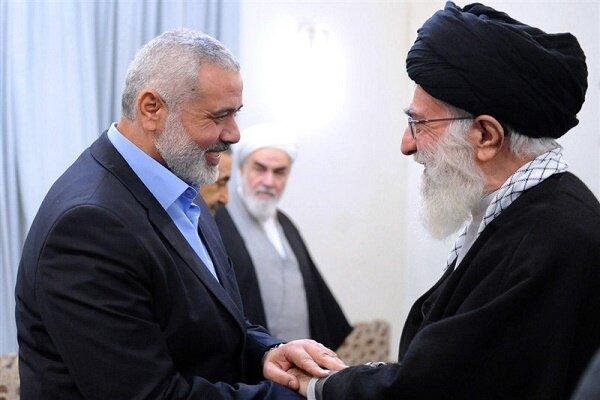 رہبر معظم انقلاب اسلامی کے نام اسماعیل ہنیہ کا دوسرا خط/فلسطین کی تازہ ترین صورتحال بیان