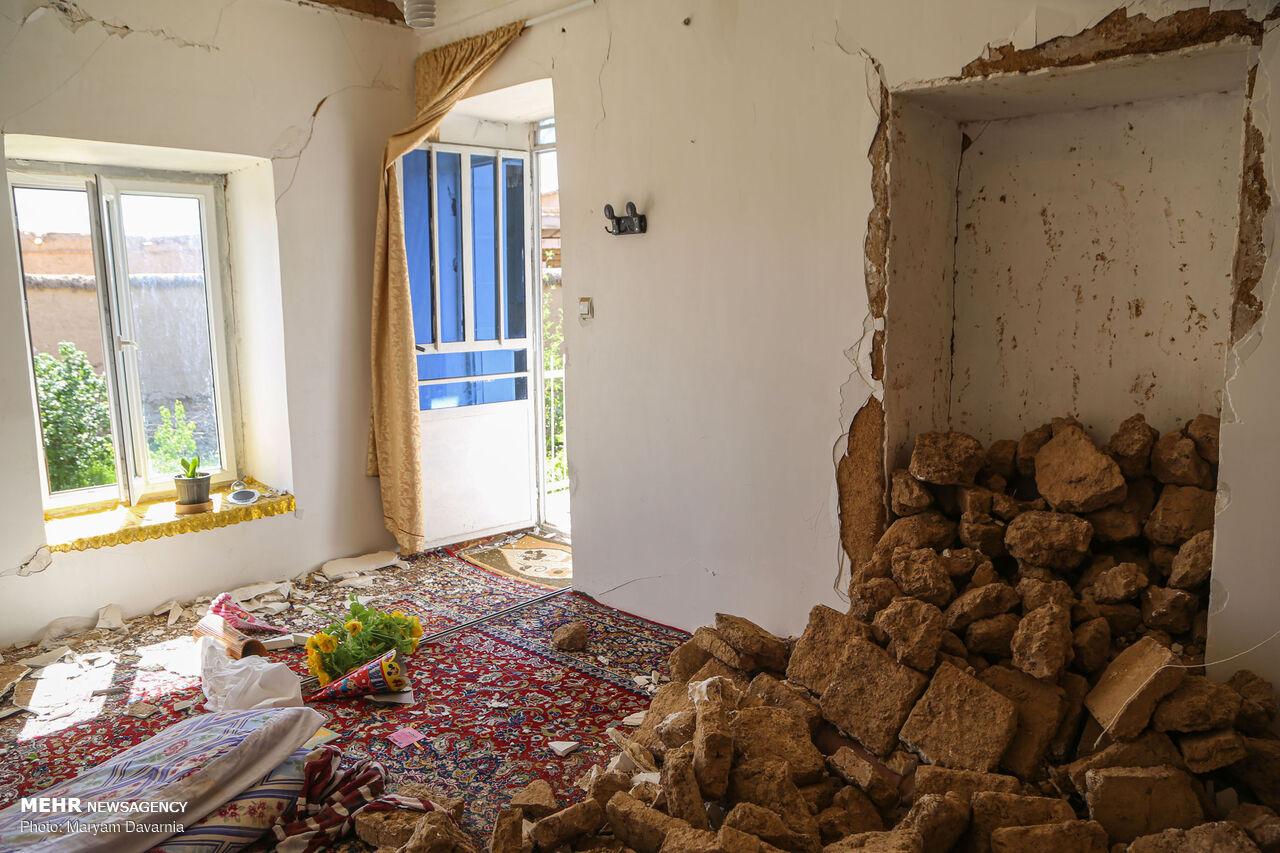 بیمه منازل روستایی به کمک زلزلهزدگان خراسان شمالی آمد