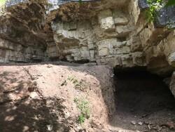 کشف اسکلت کودک فراپارینه سنگی در غار هوتو