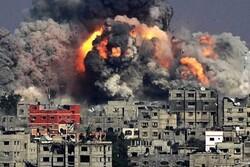 اليوم العاشر للعدوان الصهيوني على قطاع غزة