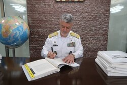 کتاب تاکتیکی اقدامات مشترک کشورهای عضو «آیونز» تدوین و ابلاغ شد