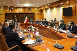 Iran to stand by Syria for reconstruction: Minister