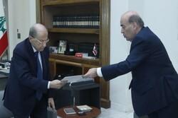 Lübnan Dışişleri Bakanı Vehbe istifa etti