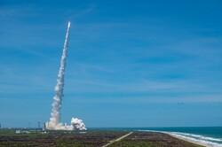 ماهواره ردیابی موشک نظامی آمریکا به فضا رفت