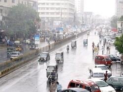 کراچی میں بارش اور طوفان سے مختلف حادثات میں  5 افراد ہلاک