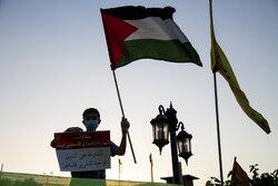 حمایت مردم سمنان از فلسطین/ طنین ندای مرگ بر اسرائیل