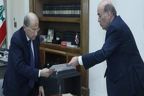 Lebanon's FM Charbel Wehbe resigns