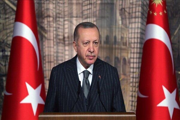 HR claimants watching oppression in Gaza in silence: Erdogan
