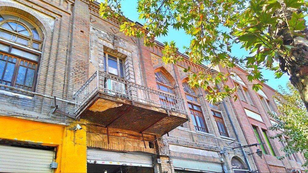 ساختمانهای شهر تهران دوستدار محیط زیست میشوند