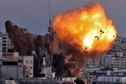 Siyonist İsrail'in Gazze'ye saldırıları sürüyor