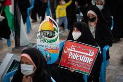 آزمون این چند روز، ملت فلسطین را سرافراز کرد