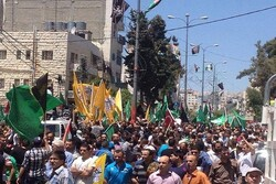 الضفة تعلن النفير العام ضد الكيان الصهيوني غدا الجمعة
