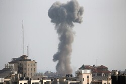 Zionist regime's aggression on Gaza enters eleventh day