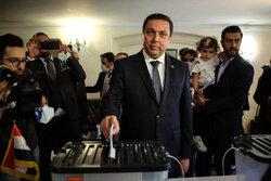 الجولة الآولى للإنتخابات الرئاسية السورية/صور