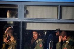 """كتائب القسام تعلن استهدافها حافلة نقل جنود قرب قاعدة """"زيكيم""""  شمال غزة"""