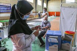 روزانه ۲۳هزاراصفهانی واکسن کرونامیزنند