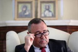 گفتگو با سرگئی بردلیاک سفیر اوکراین در ایران