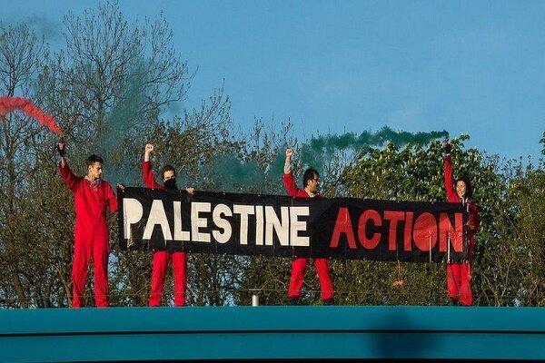 لندن میں ہزاروں افراد کا اسرائيل کے خلاف احتجاجی مظاہرہ