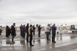 رخت عزا بر تن ۳۵ خانواده بیماران مبتلا به کرونا در اردبیل