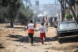 ۲۴۳ نفر در جنگ غزه شهید و ۱۹۱۰ نفر زخمی شدند