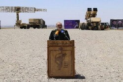 Iran's strategy is to develop as big defense as possible