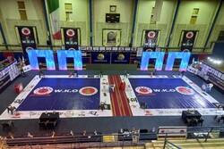 اولین لیگ کاراته یادبود سردار «شهید سلیمانی» در تهران برگزار شد