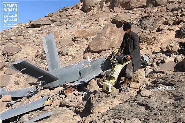 Yemeni army shoots down Saudi spy drone in Najran