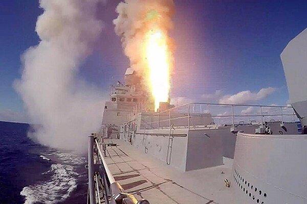 برگزاری مانور نظامی مشترک روسیه و قزاقستان در دریای خزر