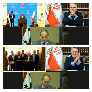 Iran opens consulate office in Aleppo