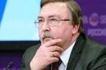 ريابكوف: رد إيران سيكون حاسم وقاسي في حال تجاوزت امريكا الاتفاق النووي