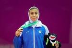 ناهيد كياني تهزم بطلة العالم وتتاهل لاولمبياد طوكيو