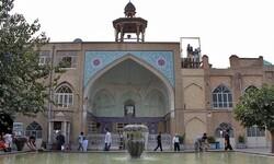 کشف گودی محراب در مسجد جامع بازار/ تاریخ این بنا عقب میرود؟