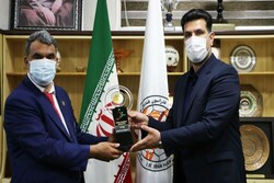Iranian, Afghan Handball Federations agree to hold tournament