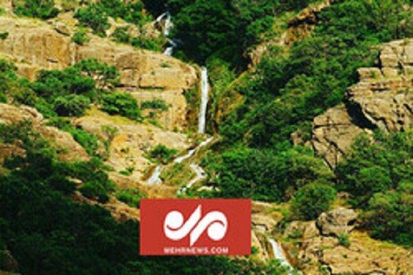 VIDEO: Dreamy 'Bisheh Garmeh' waterfall in W Iran
