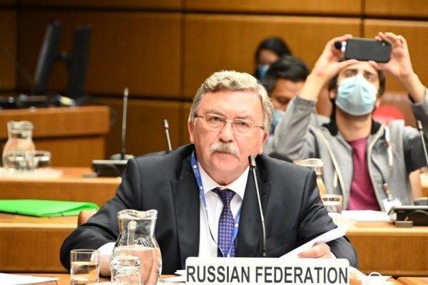 """Vienna talks on JCPOA """"unique"""": Russian diplomat"""