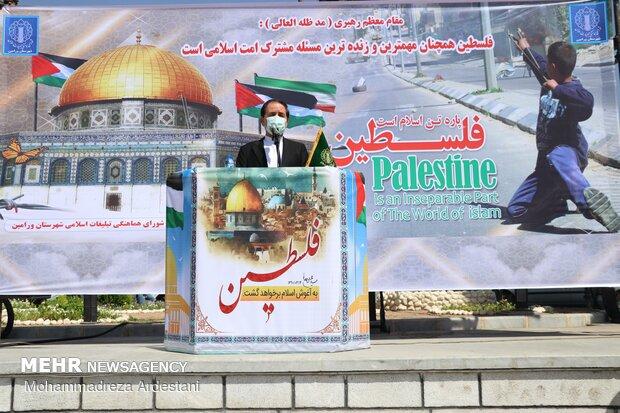 انگیزه و مقاومتها در بین مردم فلسطین تقویت و استوارتر شده است