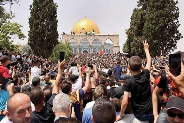 """احتفالات واسعة في دول عربية بـ""""انتصار غزة"""""""
