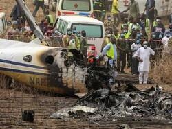 نائجیریا کی فوج کے سربراہ طیارہ حادثے میں ہلاک