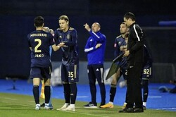 بازگشت صادق محرمی در آخرین بازی دیناموزاگرب/ خبر خوب برای تیم ملی