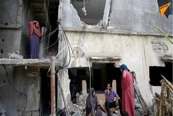 جمعية الهلال الأحمر الإيرانية سباقة لتقديم المساعدات للفلسطينيين
