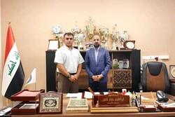 یک ایرانی سرمربی تیم ملی تکواندو عراق شد