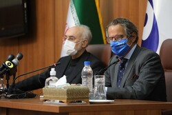Iran nuclear chief sends letter to IAEA Grossi