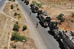 US logistics convoy targeted in Iraq's Nasiriyah