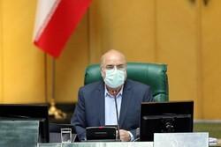 إعادة انتخاب قاليباف رئيسا لمجلس الشورى الاسلامي