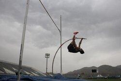 مسابقات دو و میدانی قهرمانی بزرگسالان کشور در اراک