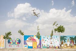 بازدید از پروژه های عمرانی منطقه ۹ شهرداری تهران