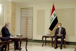 عراق هرگز از موضع خود در حمایت از مسأله فلسطین دست نمی کشد