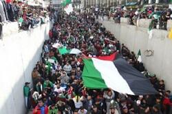 شعوب المغرب العربي ودعم القضية الفلسطينية